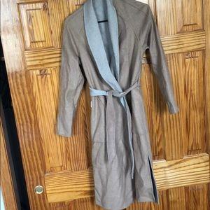 Billy Reid XS/S camel coat, jacket, duster, robe